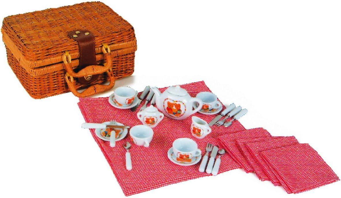 "Picknickkorb /""Breakfast/"""