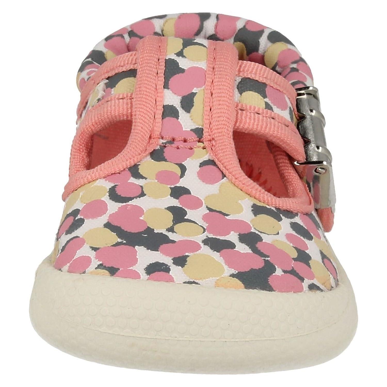 88500b51476b Clarks Girls  Choc Cake Crawling Baby Shoes  Amazon.co.uk  Shoes   Bags