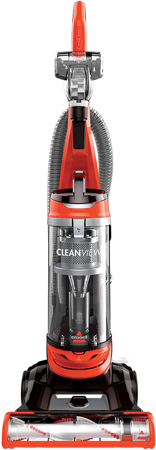 BISSELL CleanView Plus Rewind Bagless Upright Vacuum
