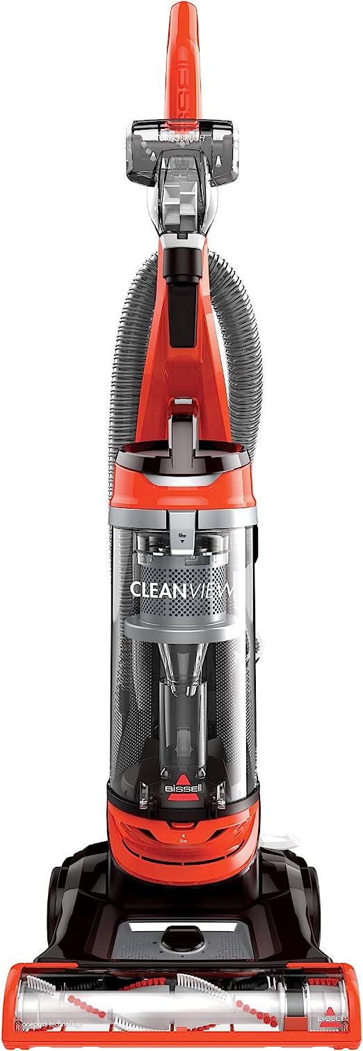 BISSELL Cleanview aspiradoras para alfombras sin bolsa, 2486, naranja