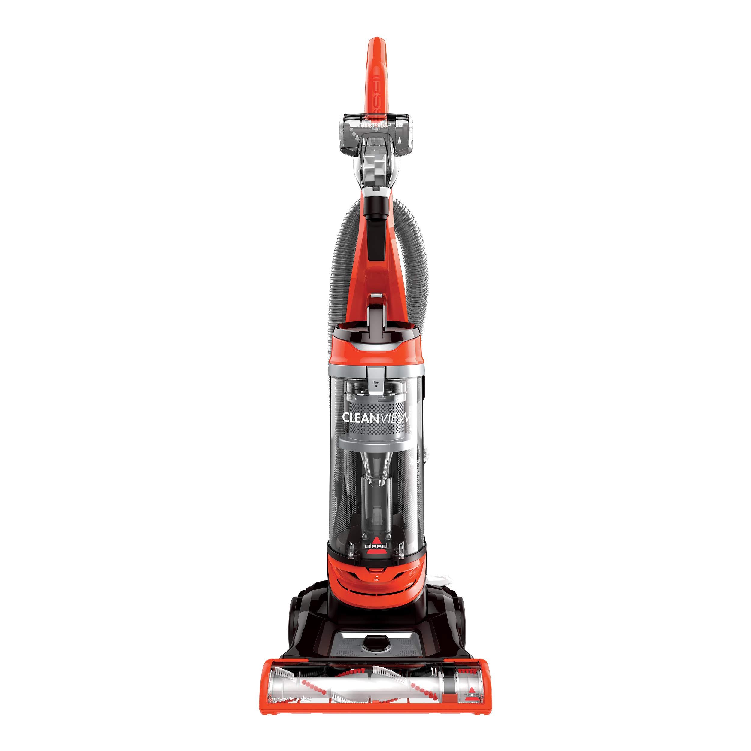 BISSELL Cleanview Bagless Vacuum Cleaner, 2486, Orange by Bissell
