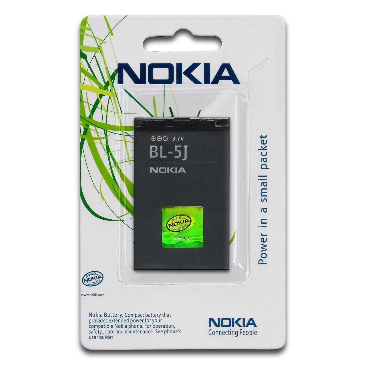 Battery Original Bl 5j Bl5j For Nokia 5800 Xpressmusic Litio Ion Web Browser Diagram Electronics