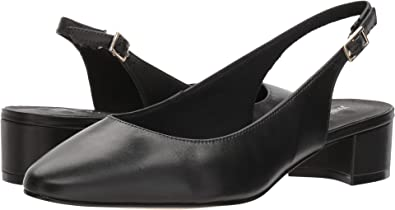 Walking Cradles Women's Hazel Black Leather 6 ...
