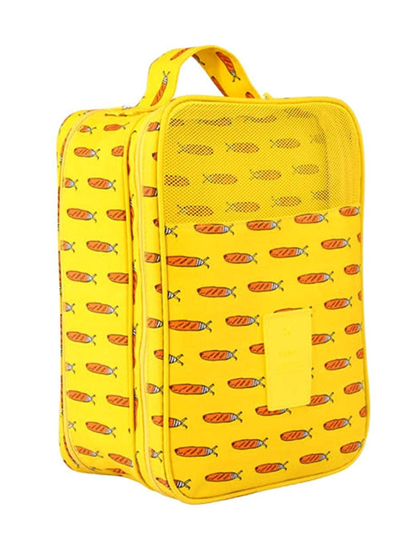Corgy Corgy New Unisex Outdoor Double Layers Cute Printed Handbag Travel Storage Bag