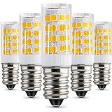 Albrillo Lampadine E14 LED 3W, Bianco Caldo (2800-3200K), AC230V, 310 Lumen, SMD2835, 360° Angolazione Fascio Luce, non dimmerabile (1)