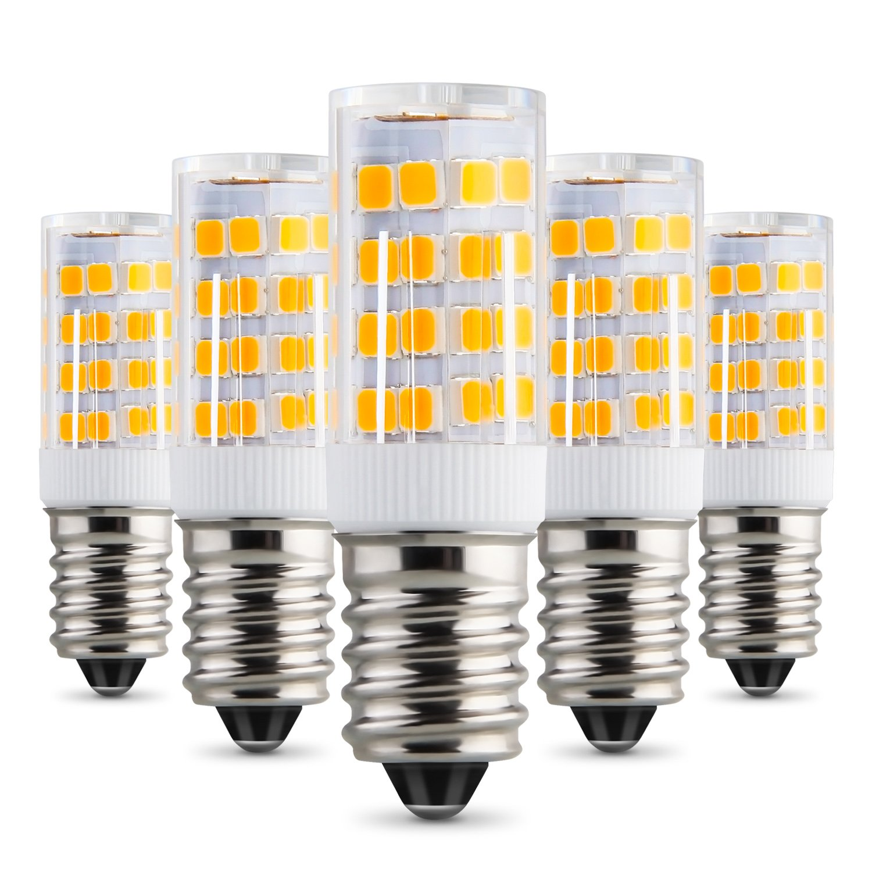 albrillo E12 LED Candelabra Glühbirne 3 W, entspricht 40 Watt, warm ...