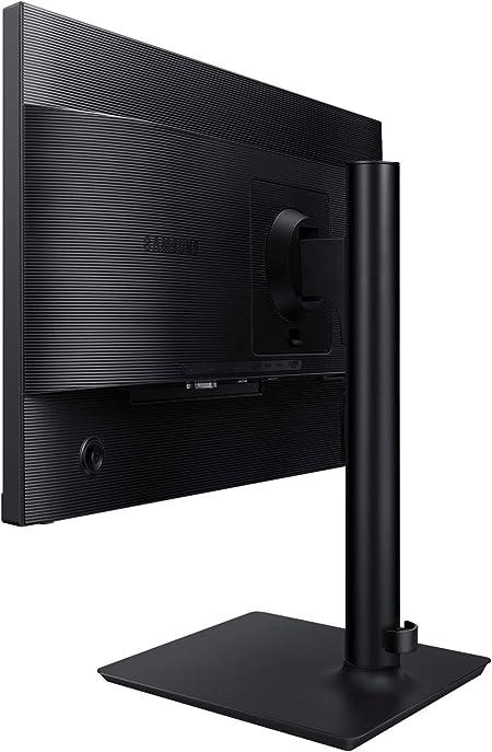 Samsung F24t650 Display 24 H Schwarz Computer Zubehör