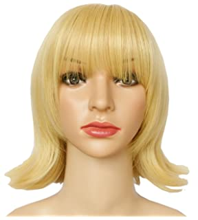 Amazon Com Tricandide Women S Light Brown Curly Wig Long Straight