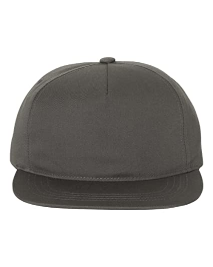 733824ba99e2c Amazon.com  Yupoong - Unstructured Five-Panel Snapback Cap - 6502 ...