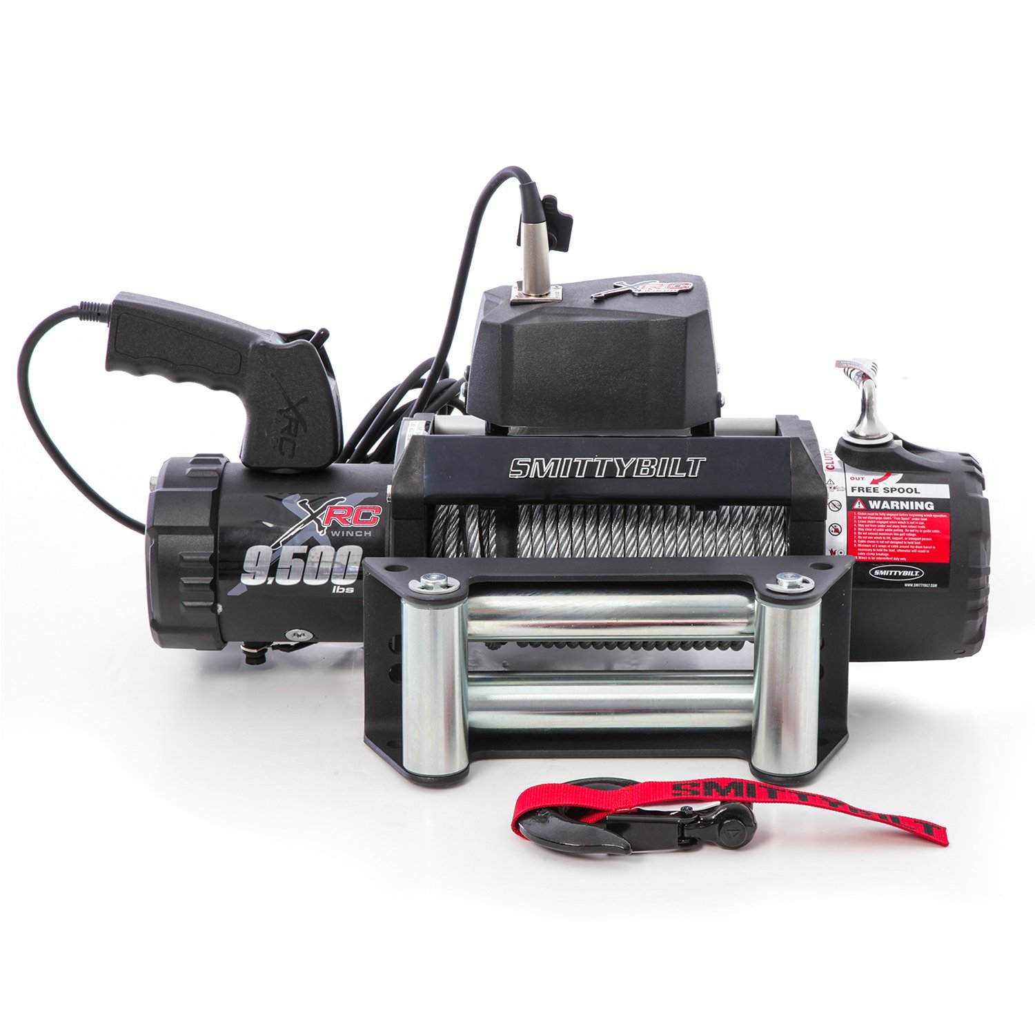 71GZqL ZeFL._SL1500_ amazon com pulling & lifting material handling products Portable Electric Winch 110V at bayanpartner.co