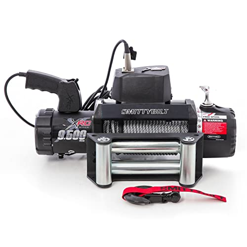 Smittybilt 97495 - Best Jeep Winch