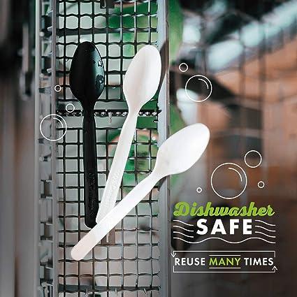 Ecospace Set de Cubiertos Desechables Reutilizables ...