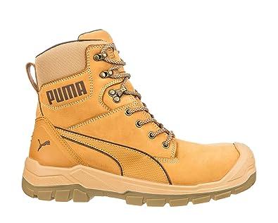 Puma Chaussures de sécurité Montantes Conquest Wheat High S3