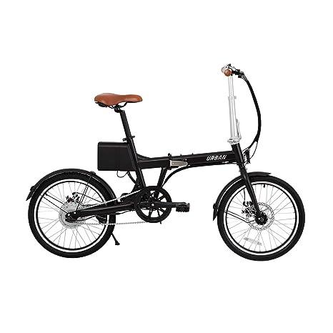 IWATMOTION Bicicleta Eléctrica iWatBike iUrban 20