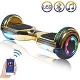 Amazon.com: SISIGAD Hoverboard - Patinete de equilibrio ...