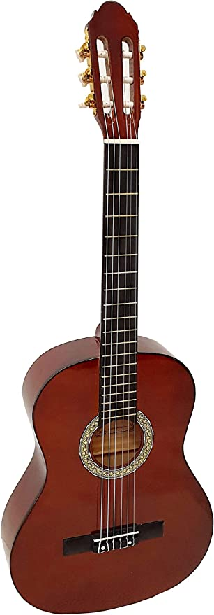 Guitarra clásica española Romanza DIANA MH 4/4 calidad y precio - rockmusic: Amazon.es: Instrumentos musicales