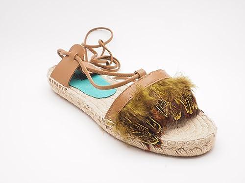 GAIMO ESPADRILLES - Alpargatas para mujer Beige beige: Amazon.es: Zapatos y complementos