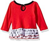 Disney Baby Girls' Minnie Mouse Holiday 3-Piece