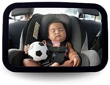 Spiegel Baby Auto : Cdycam baby hinten sitz kfz spiegel einstellbar baby kind