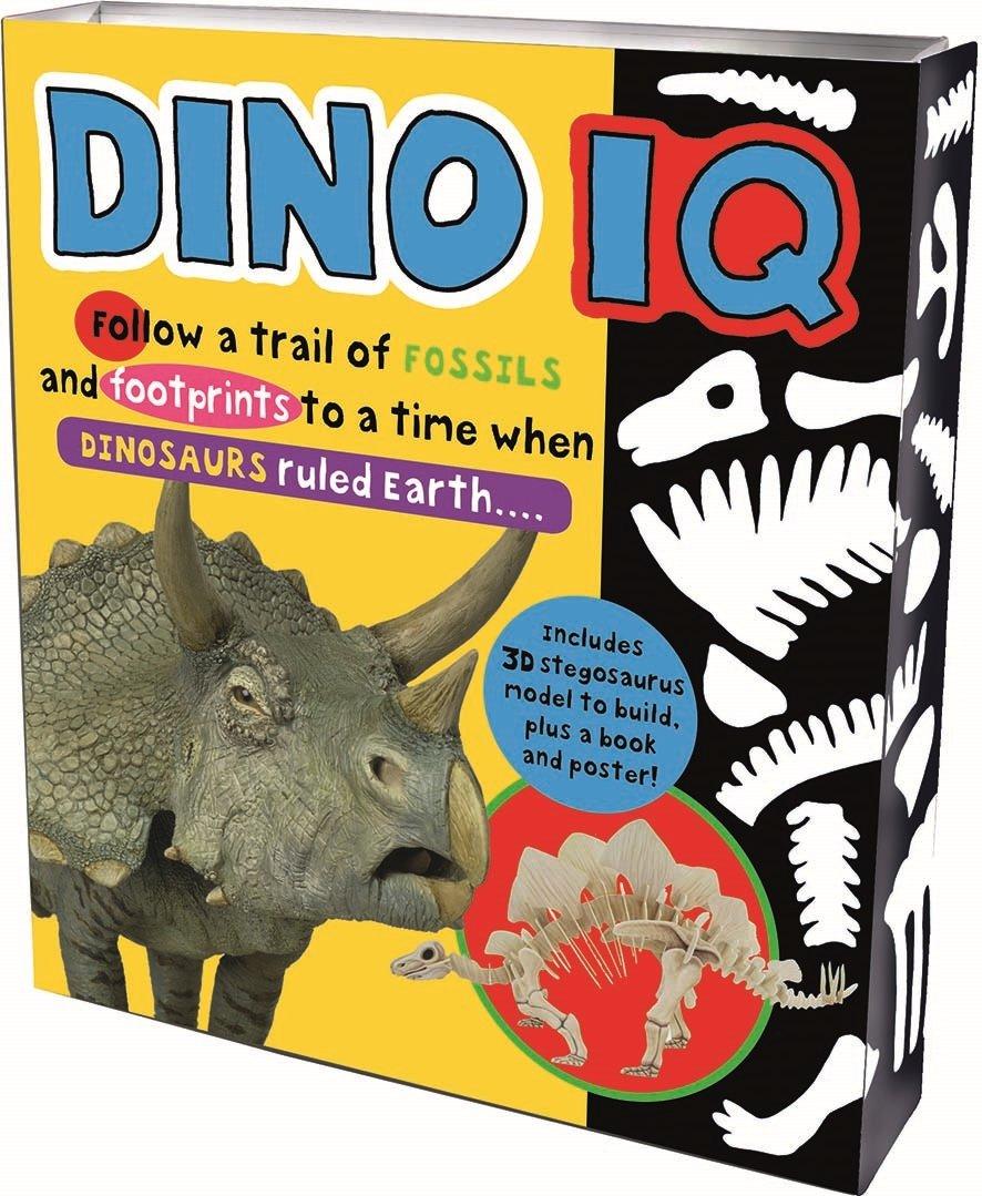 Read Online Smart Kids Dino IQ: IQ Box Sets ebook