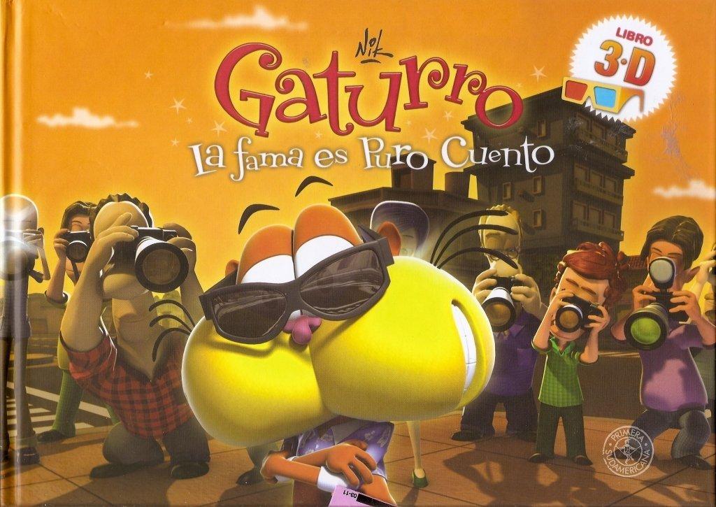FAMA ES PURO CUENTO LA LIBRO 3D Spanish Edition ebook