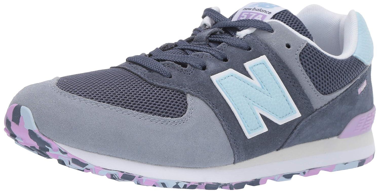 New Balance Kids Boys 574v1 Lace-up Sneaker