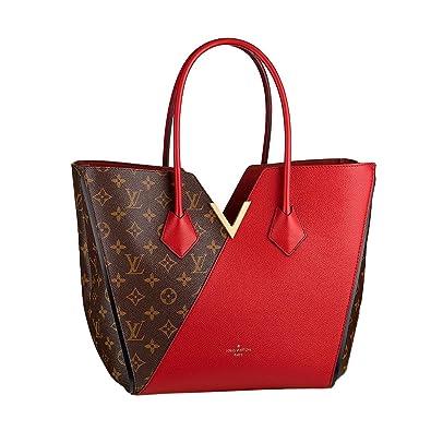 49e7a138c26a Louis Vuitton Monogram Canvas Kimono PM Cherry Shoulder Handbag Article   M41856 Made in France  Handbags  Amazon.com
