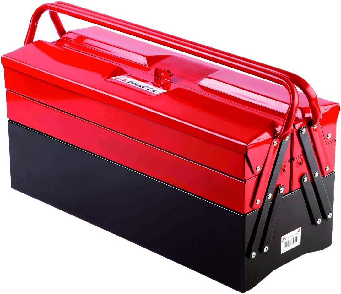 Bellota 6902-500 Caja porta-herramientas: Amazon.es: Bricolaje y ...