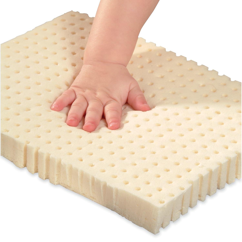 Sealy Soybean Foamcore Crib Mattress Best Price A Closeup