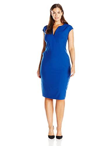 Single Dress Women's Plus-Size Meg Dress