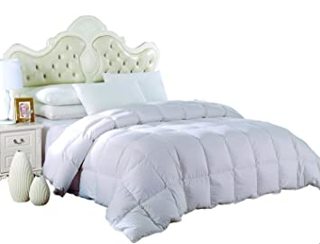 oversized king down comforter Amazon.com: Royal Hotel's OVERSIZED King Size Light Down Comforter  oversized king down comforter