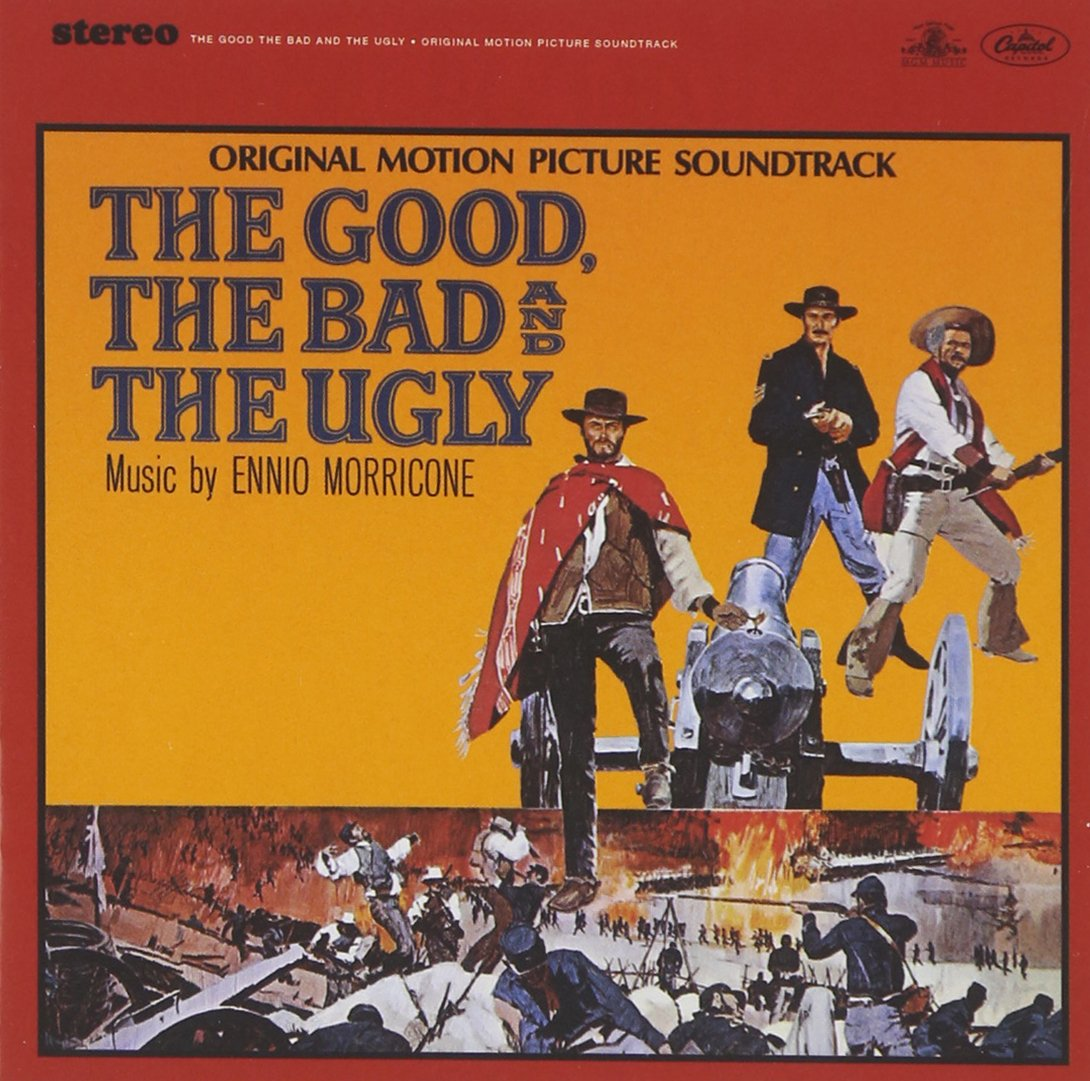 Ennio Morricone - The Good, The Bad & The Ugly (Expanded) - Amazon.com Music