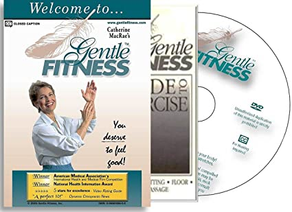 Gentle Fitness DVD - The Original Award-Winning Chair ...