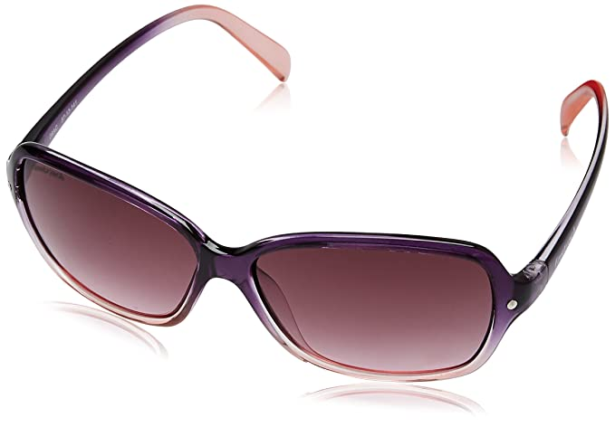 cca2b77c4a8 Image Unavailable. Image not available for. Colour  Fastrack UV Protected  Square Women s sunglasses ...
