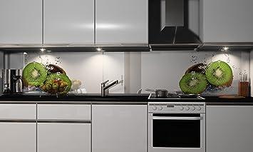 Küchenrückwand-Folie DIY Klebefolie Spritzschutz Küche ...