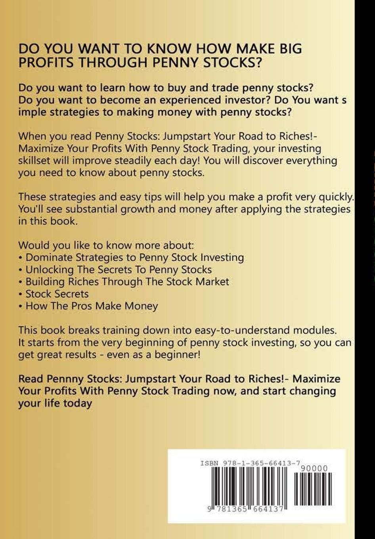 Penny Stocks: Ken Robbins: 9781365664137: Amazon com: Books
