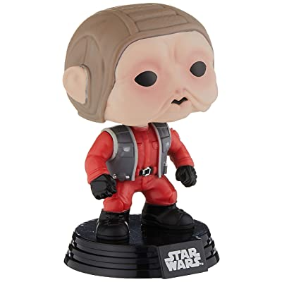 Funko POP Star Wars: Episode 7 - Nien Nunb Action Figure: Funko Pop! Star Wars:: Toys & Games