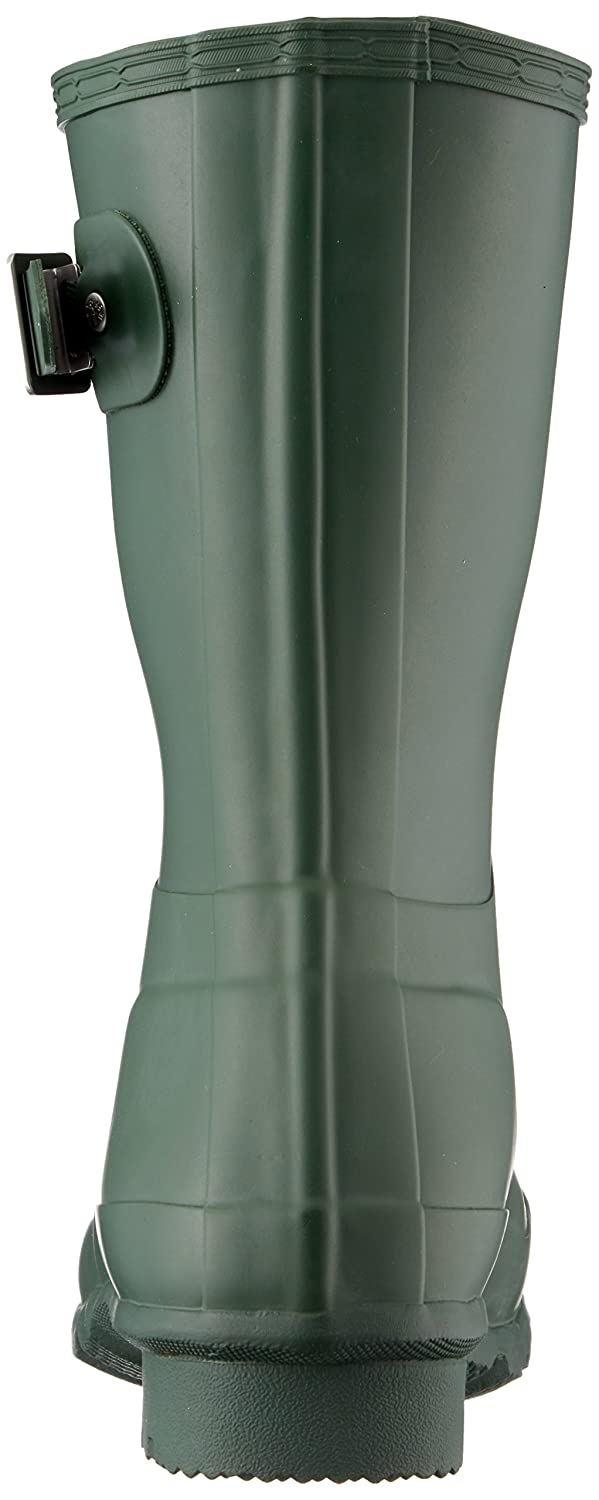 Hunter Women's Boots Original Short Gloss Rain Boots Women's B074QTP4KP 11 B(M) US|Hunter Green 58ae40