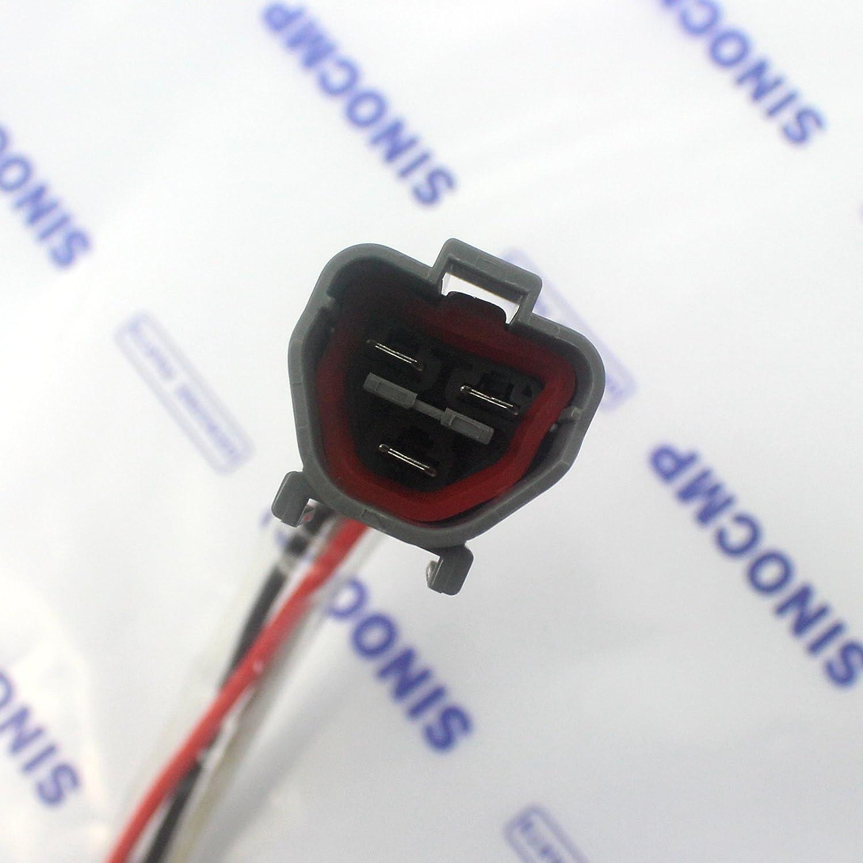 77932/M810324/12/V Shut Down Magnetventil f/ür Modell R55/R60 3/Monate Garantie sinocmp 12s5suc12s 119233 7/DH55/DH60/PC40/PC50