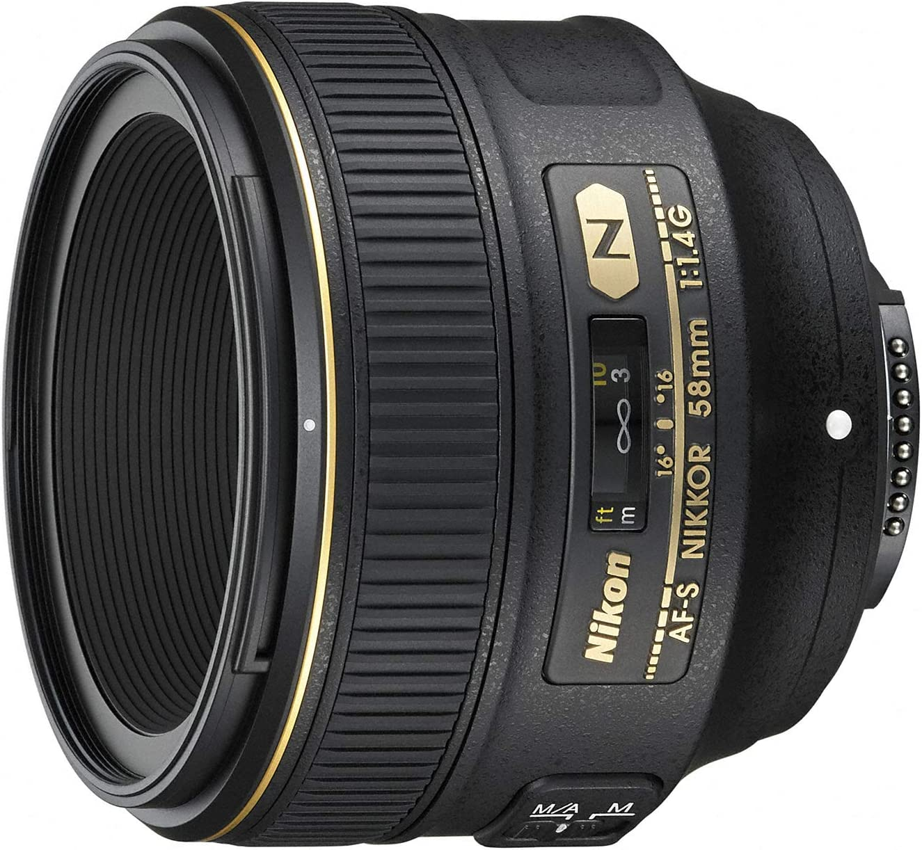 ニコン『AF-S NIKKOR 58mm f/1.4G』