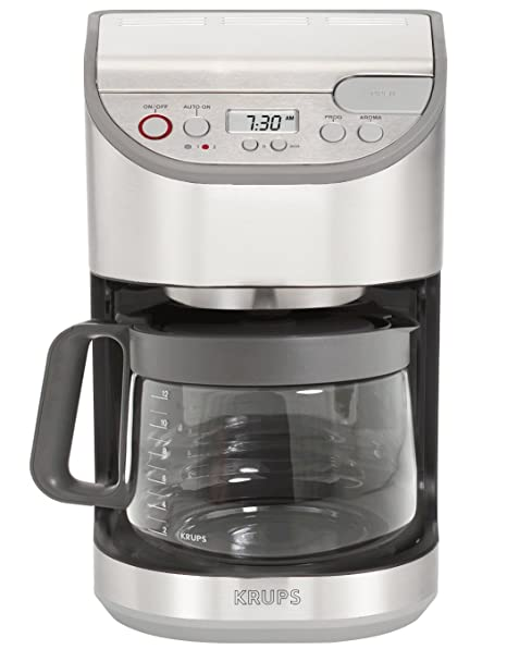 Amazon.com: Krups km611d precisión programable Coffee Maker ...