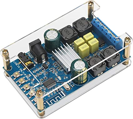 2-channel Stereo Speaker protection board NEW version CD LED