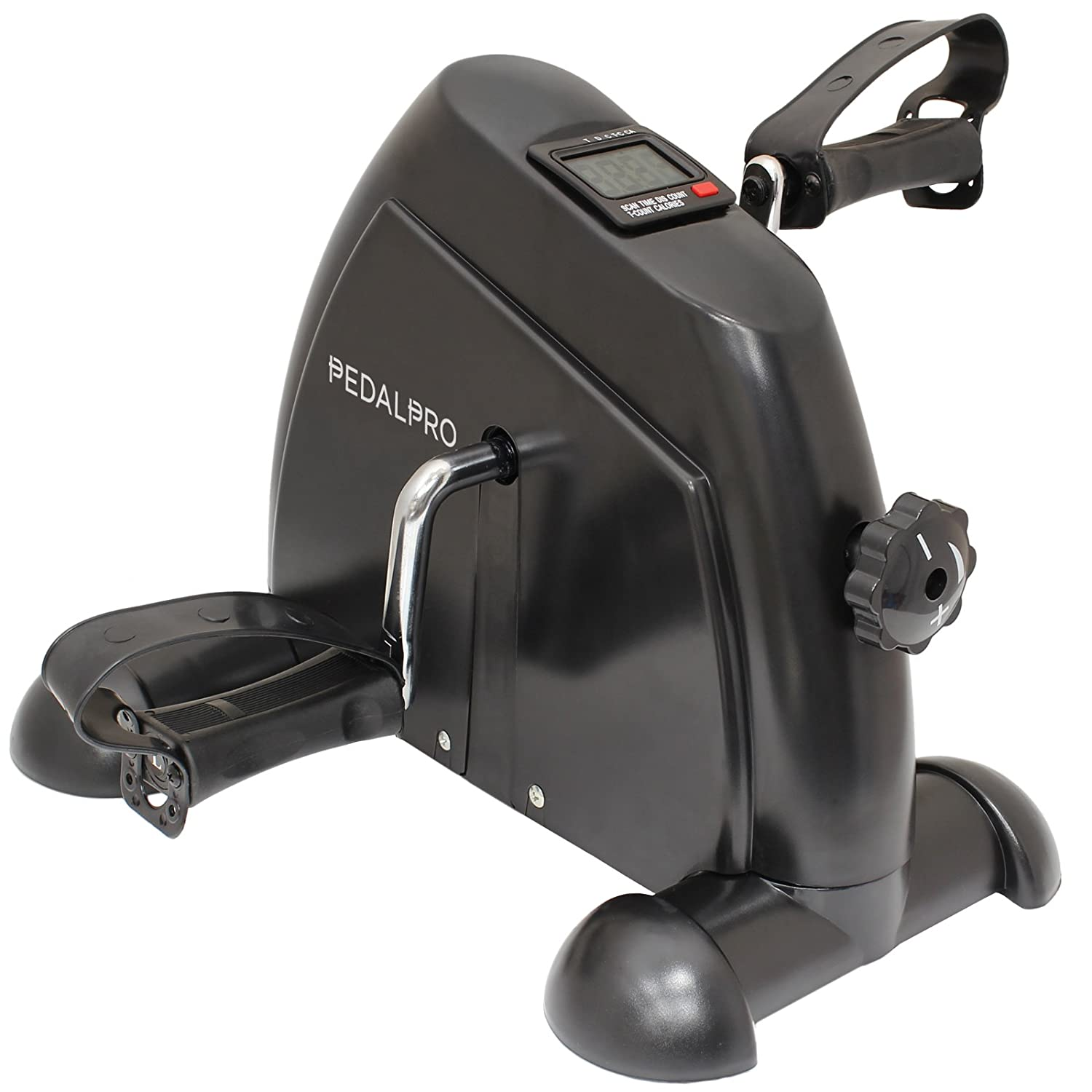 PedalPro Mini Exercise Bike with LCD Display - 2kg Flywheel