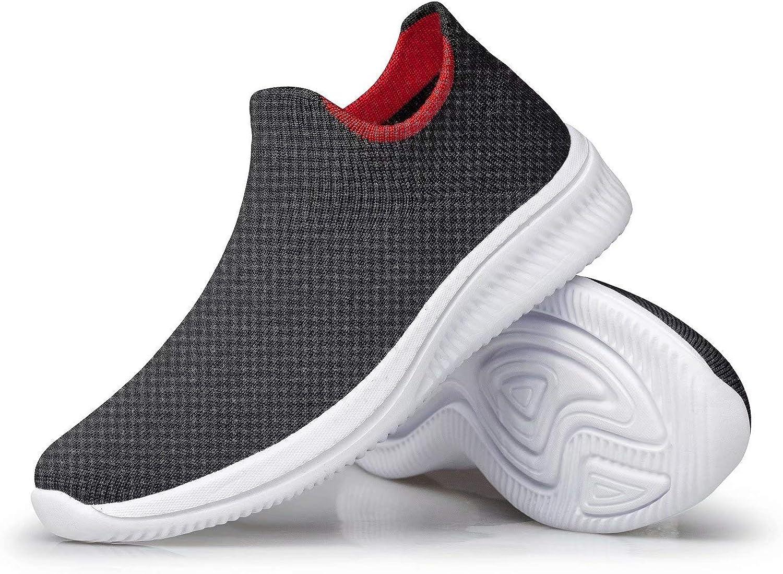 cushioned walking sneakers