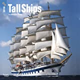 Tall Ships 2018 12 x 12 Inch Monthly Square Wall