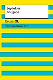 Antigone: Reclam XL – Text und Kontext