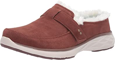 Lillianna Suede Low Top Mules