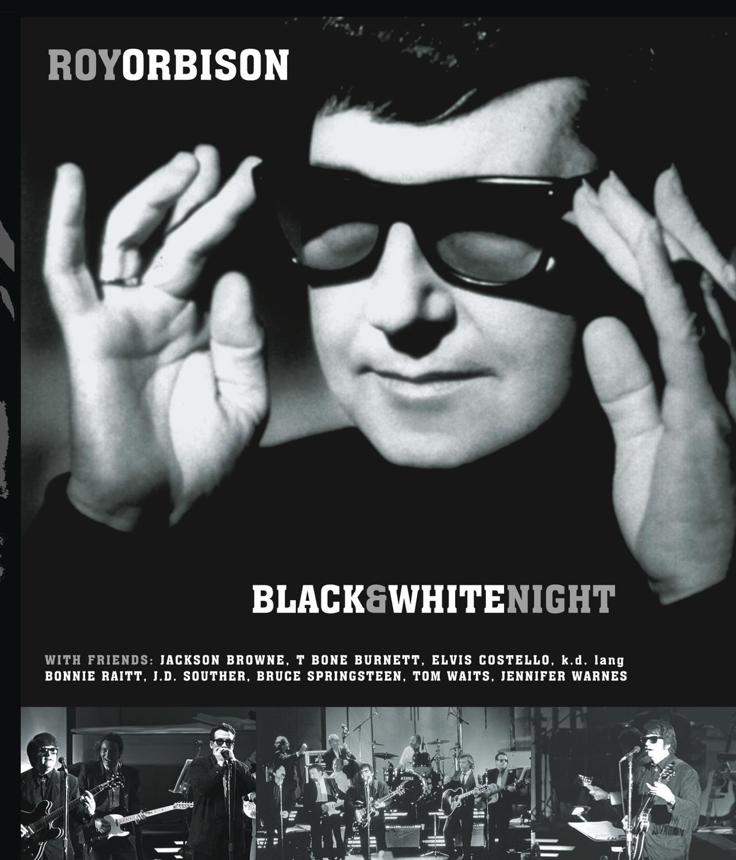 DVD : Roy Orbison - Roy Orbison and Friends: Black & White Night (DVD)