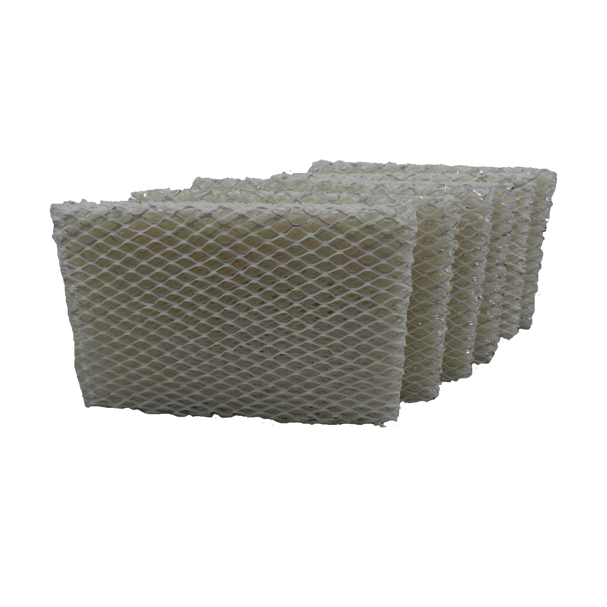 Air Filter Factory 6 PACK Compatible Replacement For Bionaire BCM7305RC, BCM7305RCB, BCM7308, MCM5520, BWF100 Humidifier Filter