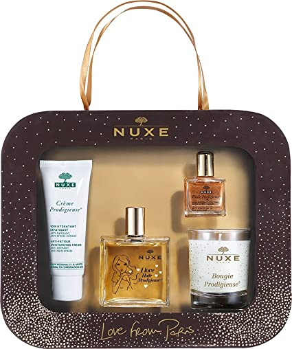 Nuxe - Estuche de regalo Love from Paris Huile Prodigieuse OR